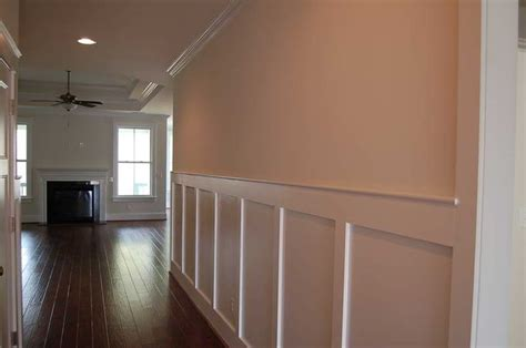 Simple Wainscoting by Simple Wainscoting Home Away Stove The O