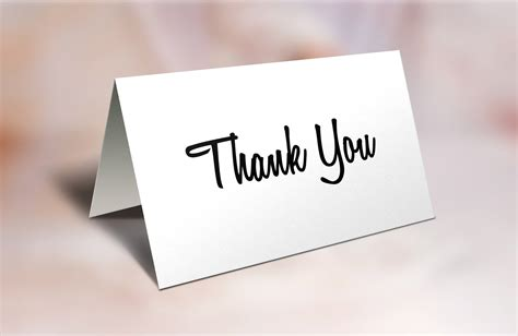 modern ideas wedding thank you card template best modern incredible