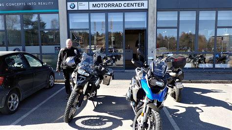 Motorrad Bmw Stockholm by Bmw 800 Gs Adventure Hojresor