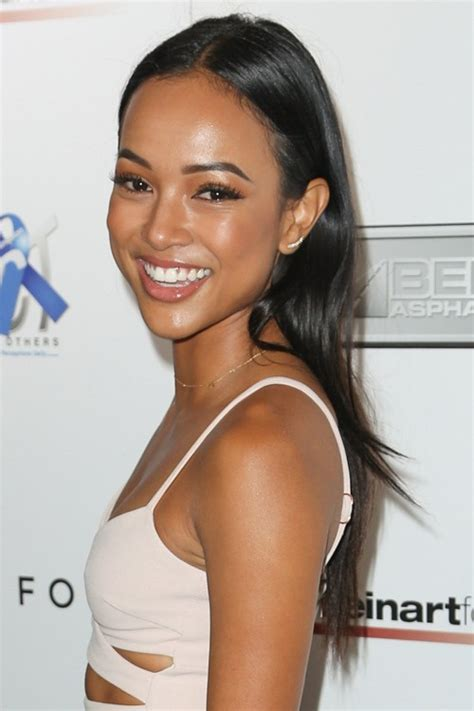 what hair products does karruche tran use karruche in hair karrueche tran hair steal her style