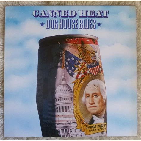Dog House Blues By Canned Heat Lp With Geminicricket