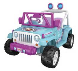 Fisher Price Jeep Wrangler Fisher Price Disney Frozen Jeep Wrangler Toys