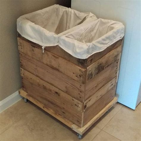 Bathroom Linen Storage Ideas Best 25 Wooden Laundry Hamper Ideas On Pinterest Wooden