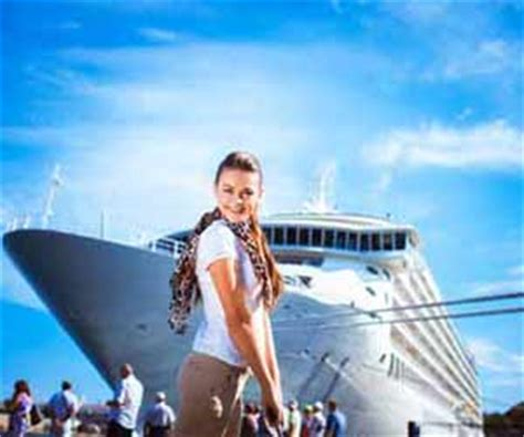 Cruise Ship Photographer by Youth Counselor On Cruise Ships Youth Program Coordinator