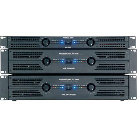 Power Lifier American west shop american audio vlp 2500 pa lifier
