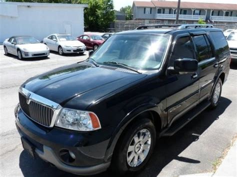 2004 Lincoln Navigator Specs by 2004 Lincoln Navigator U S A Specs Autos Nigeria