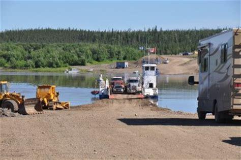 ferry abraham adventure caravans rv tour to the canadian northwest