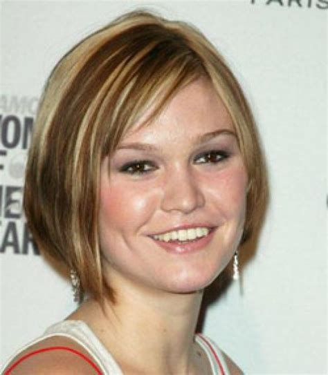 short hairstyle for square fat face and fine hair pictures of hairstyles for fat round faces