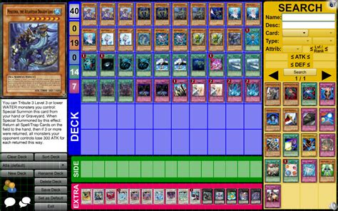 Yugioh Legendary Decks Atlantis Deck atlantis the lost city yu gi oh tcg ocg decks yugioh card maker forum