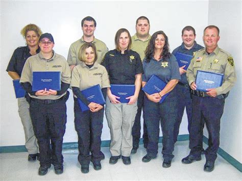 Yadkin County Sheriff S Office by Mt Airy News Employees From Surry County Sheriff S