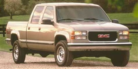 how does a cars engine work 1999 gmc yukon electronic toll collection 1999 gmc sierra 3500 crew cab details on prices features specs and safety information