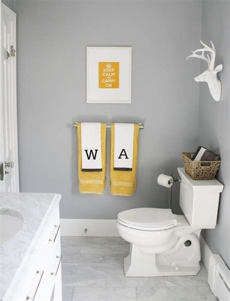 grey and yellow bathroom ideas best 25 gray bathroom walls ideas on bathroom