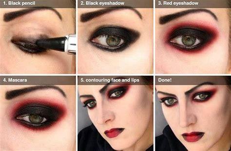 tutorial makeup halloween 2015 17 inspirational halloween makeup ideas pretty designs