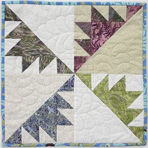 quilt pattern delectable mountains pastel delectable mountains quilt is simply charming