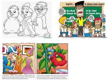 pengertian kartun karikatur dan cergam artikel uh