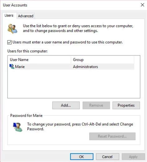 windows 10 tutorial guide pdf how to remove password in windows 10