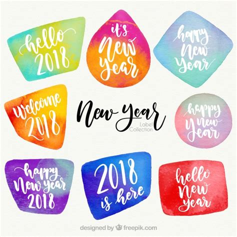 new years colors diversity logo vectors photos and psd files free