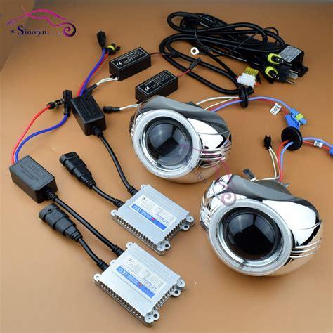 Lu Hid Xenon Projector 3 0 metal hid bi xenon lens headlight projector