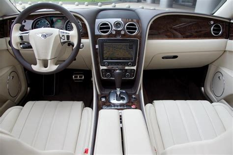 bentley continental interior 2017 bentley flying spur pictures images page 4
