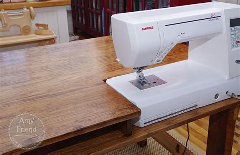 sewing machine table ideas sewing table gift during