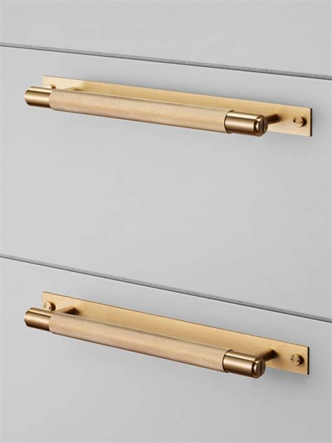 Cabinet Bras by Cabinet Pull Bar Brass Buster Punch For The Home