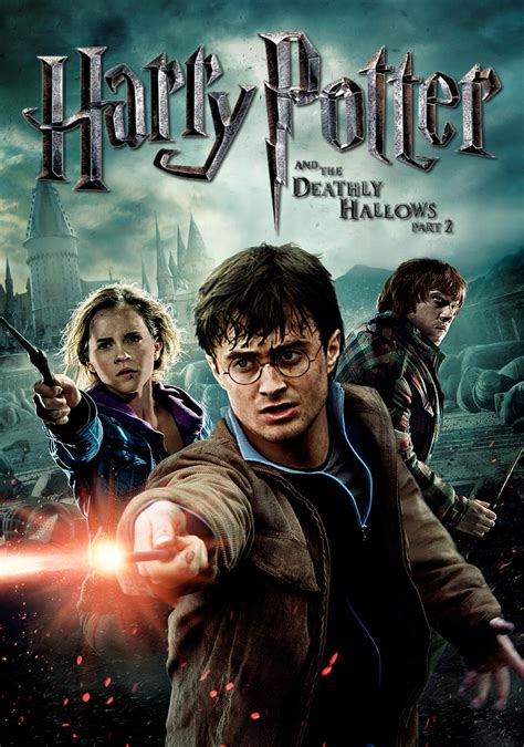 The B Part 2 by Harry Potter And The Deathly Hallows Part 2 54f872ea2397b