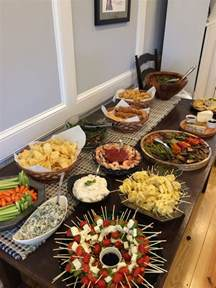 house party ideas housewarming party spread it s good to be the cook
