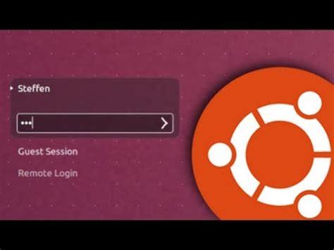 ubuntu reset unity reset unity compiz ubuntu 13 04 youtube