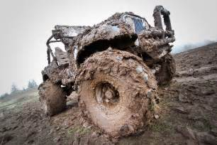 Muddy Jeeps Warn Industries Photo Of The Week Mud Jeep