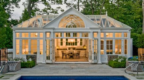 a house for all seasons traditional pool house for all seasons town country
