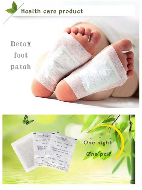 Wellness Detox by Health Broadcast Relax Detox Foot Patch For Foot Care