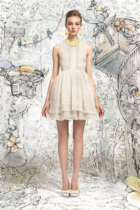 Top 9 Valentino Dresses by Fashiondella Valentino 2013 Ready To Wear