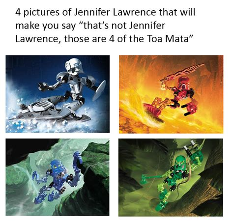 Bionicle Memes - they re not wrong tho bionicle know your meme