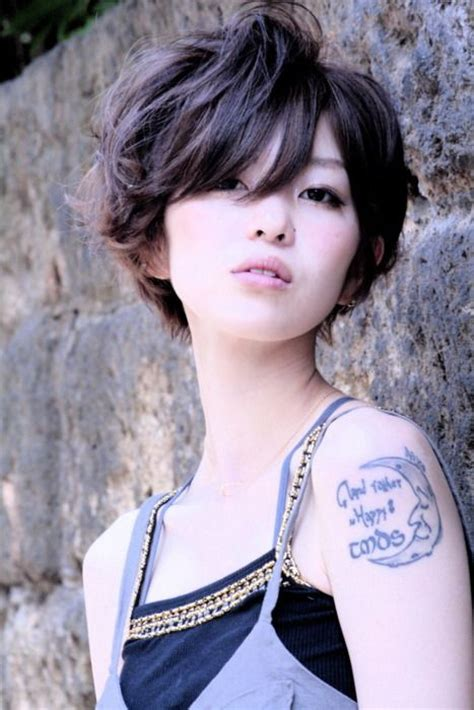 hairstyles for middle aged asian the 25 best ideas about asian short hair on pinterest