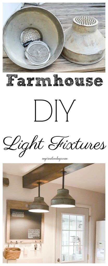 diy kitchen light fixtures part 1 mycreativedays new diy light fixtures for the kitchen my creative days