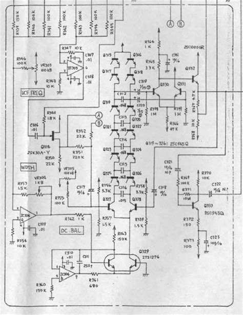 resistor ladder filter diode ladder filter schematic 28 images moog schematics metafilter so why t we got a moog