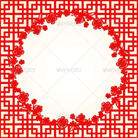 Chinese New Year Background   GraphicRiver