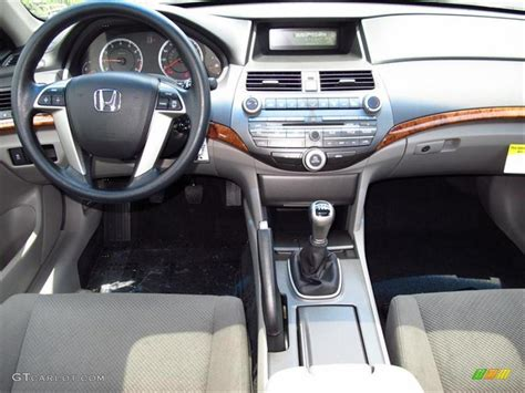 2011 Honda Accord Interior by Gray Interior 2011 Honda Accord Ex Sedan Photo 49449448