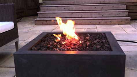 modern fire pit by paloform youtube