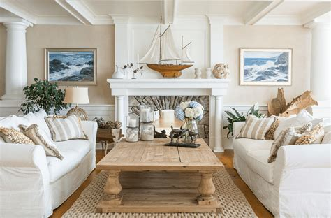 remodelaholic beach themed living room 20 beautiful beach house living room ideas
