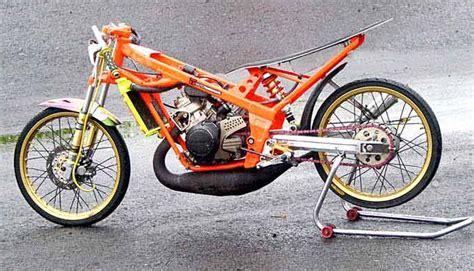 gambar modifikasi kawasaki thailand style terbaru dhedmotor