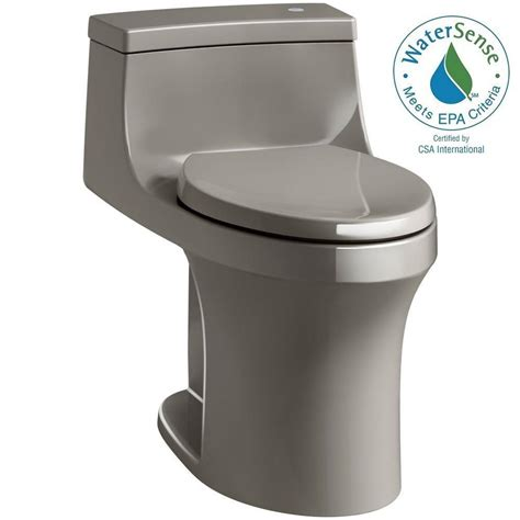 comfort height toilet height kohler san souci touchless comfort height 1 piece 1 28 gpf