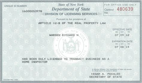 license suffolk ny home inspections