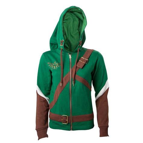 zelda link cosplay hoodie