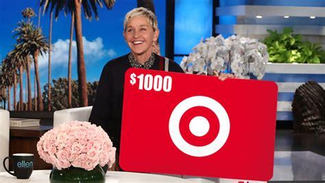 ellen 12 days of christmas 2018 gifts enter s 1 000 target gift card giveaway