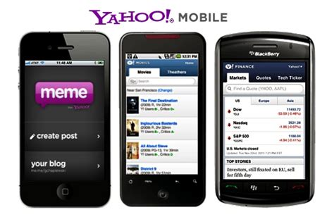 yahoo mobile yahoo kills some of their mobile apps