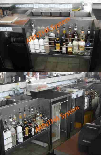 Berapa Blender Mini bar equipment