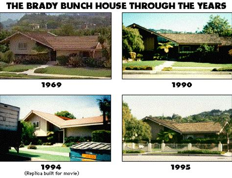 brady bunch house address brady bunch house blueprints