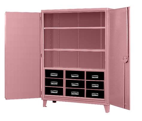 Cabinets And Drawers Metal Cabinets Nine Drawer Storage Cabinets Storage
