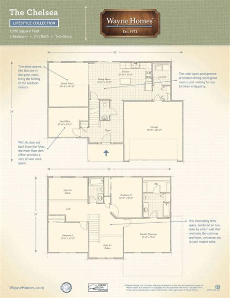 wayne homes floor plans 22 best the chelsea interior images on pinterest wayne